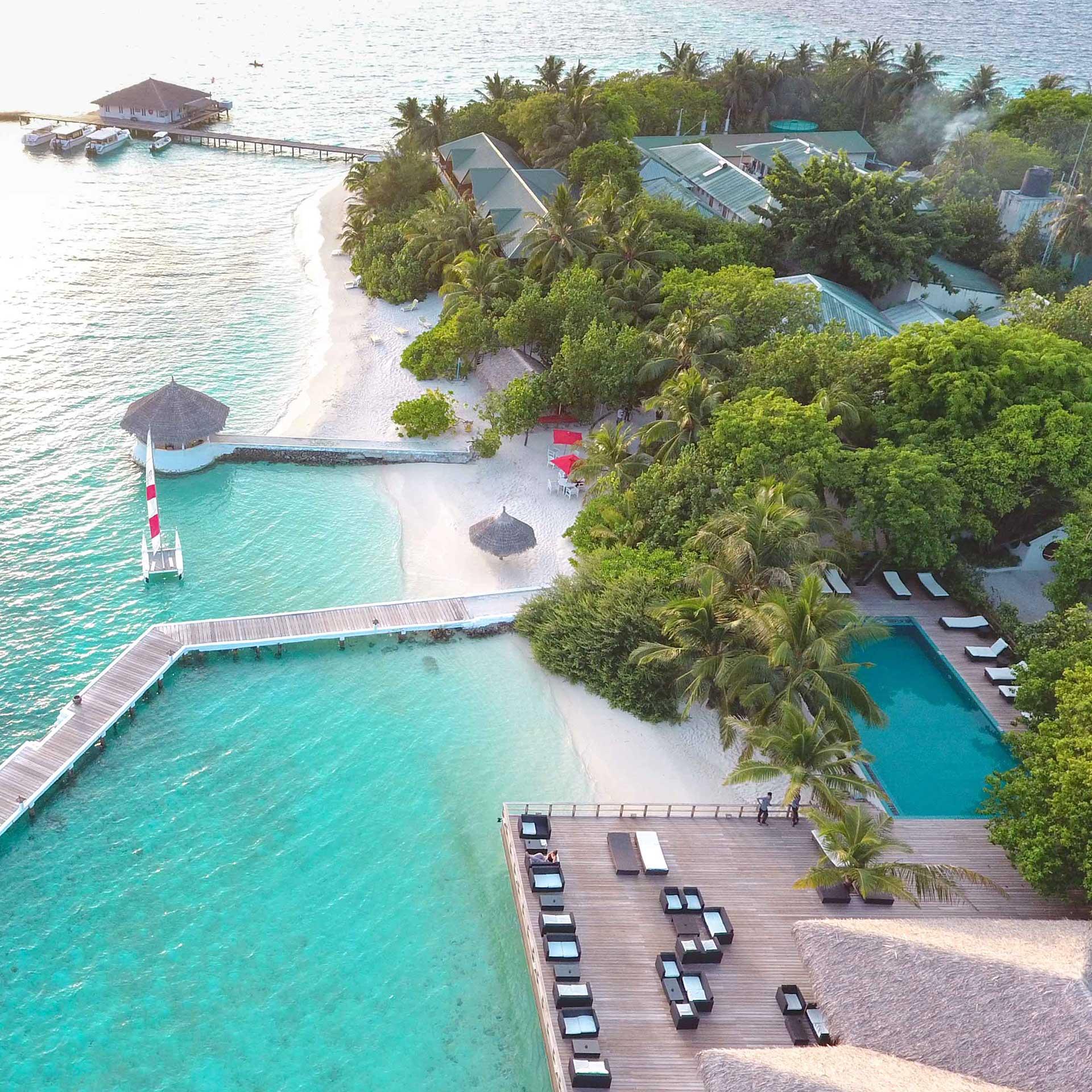 Eriyadu Island Resort   Soggiorno mare Maldive   Gastaldi ...