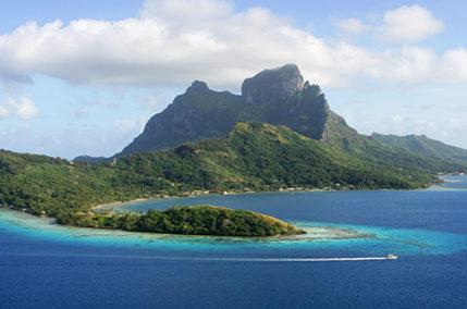 Palme e Sabbia Rosa | Polinesia