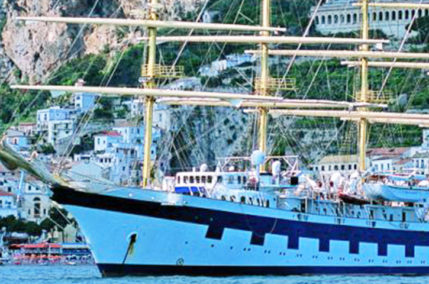 Isole Grenadine – Royal Clipper